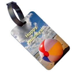 Printed luggage tags buckle strap pfn1423