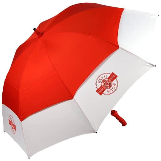 ProBrella FG printed vented golf umbrella pfn1056
