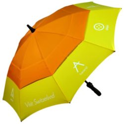 ProBrella FG printed vented mini golf umbrella pfn1058