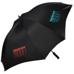Sheffield Sports promotional square golf umbrellas pfn1071