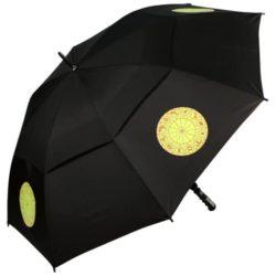 Susino fibre light promotional vented golf umbrellas pfn1076