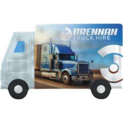 Truck shaped promotional mint packs pfn1535